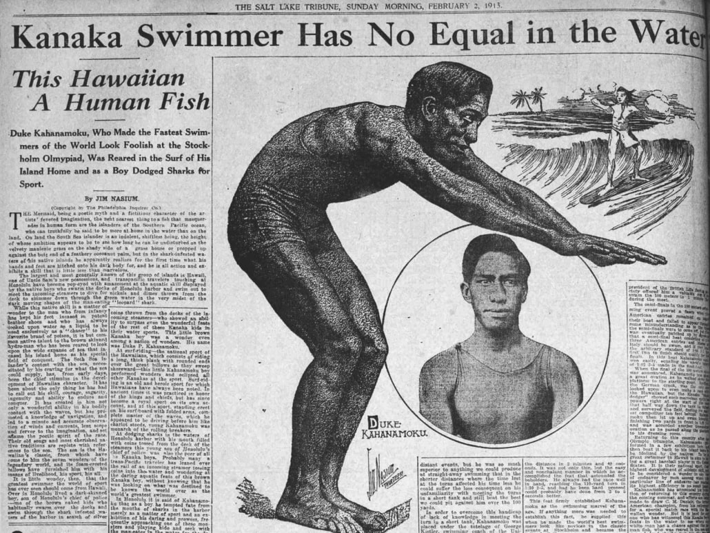 Meet The Ambassador Aloha - The Duke Kahanamoku